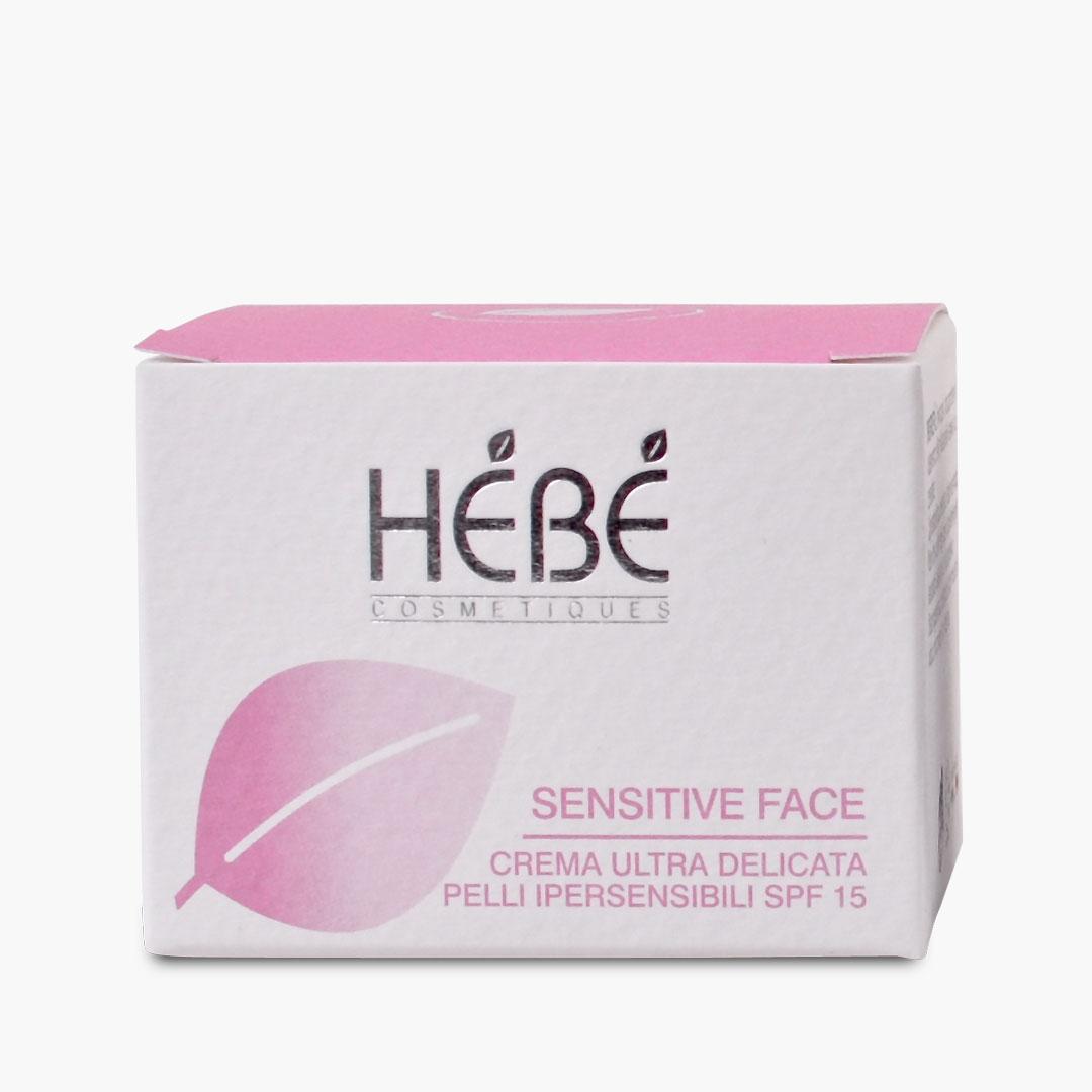 Crema delicata per pelli sensibili