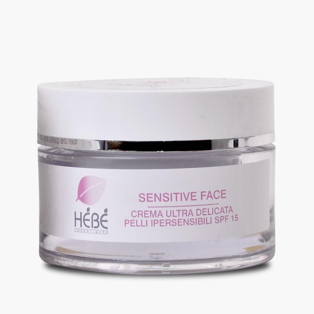 Hebe - Sensitive Face